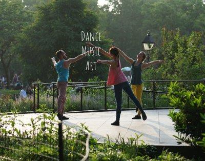 Dance, music, art