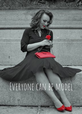 Everyone can be model