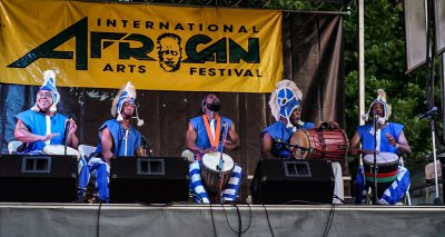 NYC, African Art festival