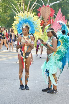 NYC, West Indian Day Parade